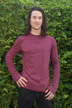 Men's Long Sleeve Tee Shirt